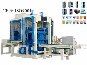 Qt4-15A Concrete Block Machine High Capacity pictures & photos