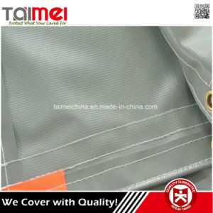 High Quality PVC Tarpaulin Fabric for Truck Cover / Cargo Cover pictures & photos