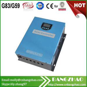 Rated Voltage 96V Series 50A MPPT Solar Charge Controller pictures & photos