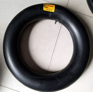 Reasonable Price, Good Quality Butyl Rubber Motorcycle Inner Tube (130/90-15) pictures & photos