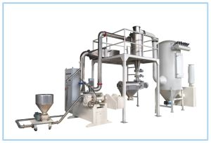 1000kg/H Powder Coating Grinding System Grinder pictures & photos