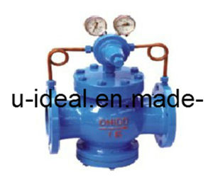 Yk43X Gas Pressure Reducer-Air Pressure Reducing Valve-Bellows Reducing Valve pictures & photos