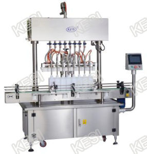 Automatic Low Viscous Liquid Filling Machine, Filler (DZG) pictures & photos