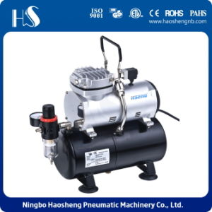 Mini Air Compressor With Air Tank (AS189) pictures & photos
