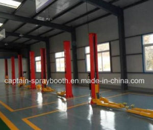 Cheap Two Post Hydraulic Car Lift with CE pictures & photos
