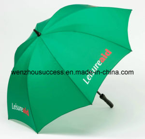 Colorful Printing Straight Umbrella pictures & photos