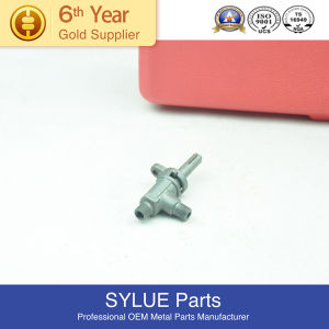 Aluminum Zinc Die Castings Auto Parts with Mechanical Metal Finishing pictures & photos