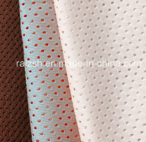 Polyester Mesh Cloth Birds Eye Cloth Quick-Drying Sportswear Fabrics pictures & photos