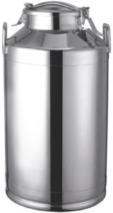 Stainless Steel Milk Bucket 10L-60L pictures & photos