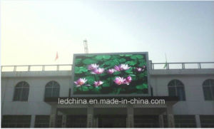 P6 Outdoor SMD Energy Saving LED Billboard pictures & photos