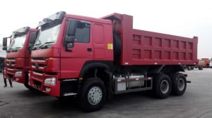 HOWO 6X4 Mining Tipper (ZZ3257M3857A) pictures & photos