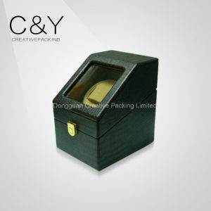 Personalized Luxury Leather Single Watch Winder pictures & photos