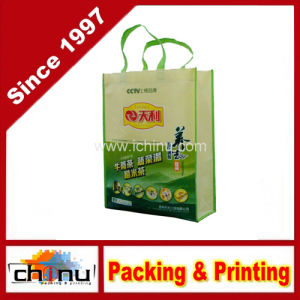 Non-Woven Eco Over The Shoulder Messenger Tote Bag by Bags for Lesstm (9223) pictures & photos