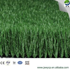 2 Color PP+PE Artificial Grass Wy-4