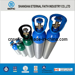 Oxygen Gas Aluminum Cylinder Medical Price (MT-2/4-2.0) pictures & photos