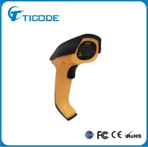 Manual Laser Wired Handheld Barcode Scanner with USB (TS2400)