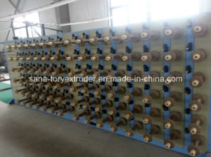 High quality machine Plastic PET/PE/PP monofilament extrusion line pictures & photos