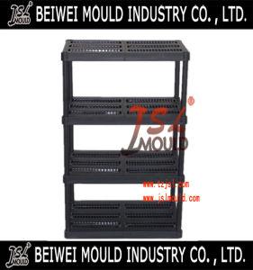 Heavy Duty Plastic Bulk Shelving Mould pictures & photos