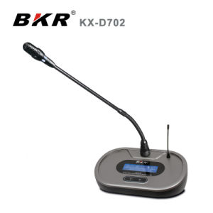 Kx-D3822 Professional UHF Wireless Microphone pictures & photos