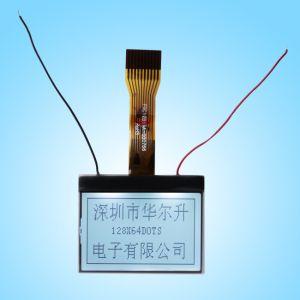 128X64 FSTN Graphic LCD Module (Size: 39.0(W) X 31.1 (H) X 3.5 (T) mm)