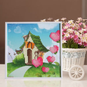 Factory Direct Wholesale Corss Stitch DIY Diamond Painting T-140 pictures & photos