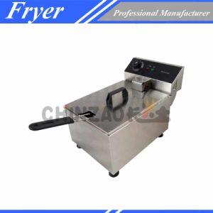 Popular 10L Electric Deep Fryer/Commercial Fryer (DZL-10B) pictures & photos