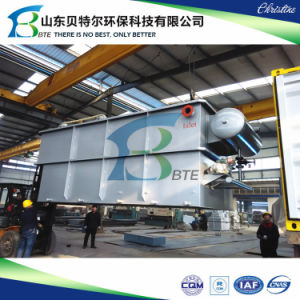 Yw-30 Wastewater/Sewage/Effluent Treatment Equipment, Dissolved Air Floatation Daf pictures & photos