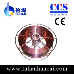Ce Approved Submerged Arc Welding Wire em12 EL12 with 2.0mm pictures & photos