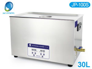 Ultrasonic Cleaner for Hard Disk Drive and Computer Components Jp-100s pictures & photos
