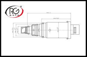 Auto AC Compressor/Compresor/Kompressor Control Valve for SD6u12 KIA Hyundai Dve16 pictures & photos