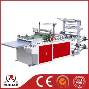 Computer Heat Cutting Bag Making Machine (RQL600-1000) pictures & photos