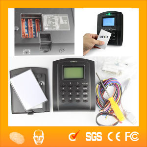 RF Card Access Control Machine Support 125kHz &13.56MHz