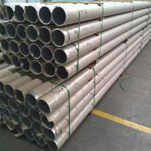 Seamless Aluminum Alloy Tube 5052 H112 pictures & photos