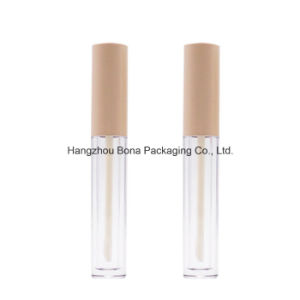 5ml Round Lip Glossy Bottle Clear Bottle pictures & photos