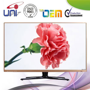 2017 Uni Ultra Slim 1080P 39′′ E-LED TV pictures & photos