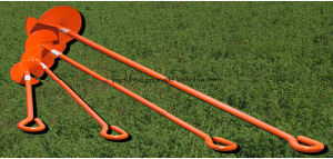 HDG Fastener Screw, Earth Auger, Ground Anchor pictures & photos