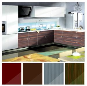 Laminate Kitchen Cabinets (customized) pictures & photos