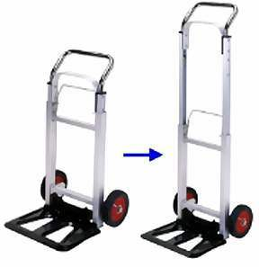 Aluminium Hand Truck, Folded Trolley pictures & photos
