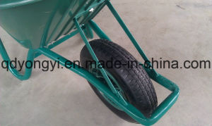 Heavy Duty Wheelbarrow for Europe Market, Ireland Wb6414 pictures & photos
