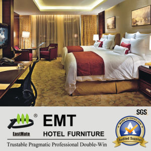 Luxurious Hotel Bedroom Furniture Set (EMT-B1205) pictures & photos