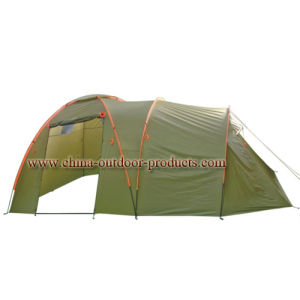 4persons 190t Polyester Outdoor Camping Family Tent (ETBL-TC041) pictures & photos