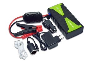 16800mAh 12V Multi-Function Smart Portable Car Jump Starter Battery Rescue pictures & photos