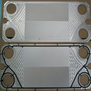 Flow Plate 0.5mm & 0.6mm Plates for Plate Heat Exchanger Replace M10b/M10m pictures & photos