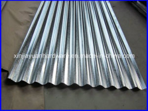 Galvanized Corrogated Steel Plate Corrugated Roofing Sheet pictures & photos