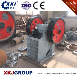 PE 250*400 Jaw Crusher with ISO9000 Ce Certificate pictures & photos
