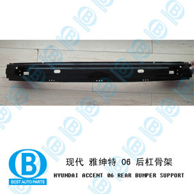 for Hyundai Accent 2006 Rear Bumper Support Beam