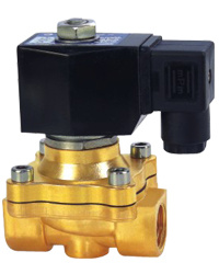 Brass Solenoid Valve for Water Treatment pictures & photos