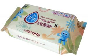 Baby Wipes (A908) , Good Quality Wet Tissue pictures & photos