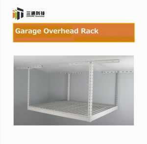 Ceiling Overhead Garage Storage Rack pictures & photos