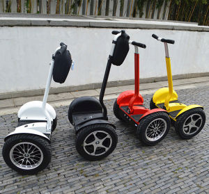 City Style Self Balancing Electric Scooter, Two Wheel Scooter pictures & photos